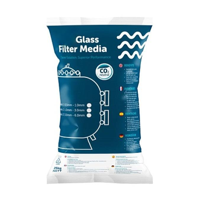 Filtermedium DGS (25kg)