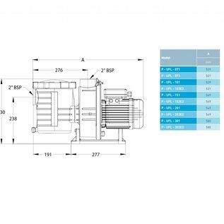 Pentair Ultraflow® Plus