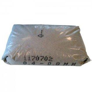 Filtermedium Zand