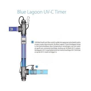 Blue Lagoon UV-C TIMER 150 AMALGAM
