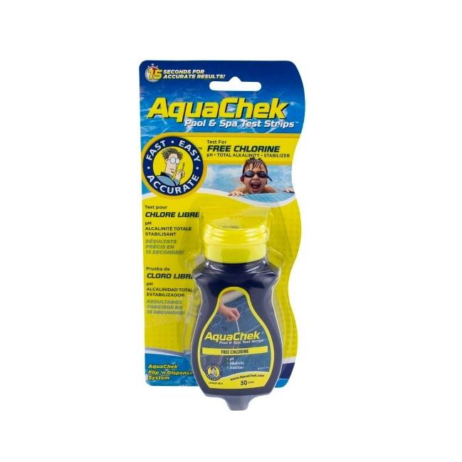 Aquacheck Teststrips