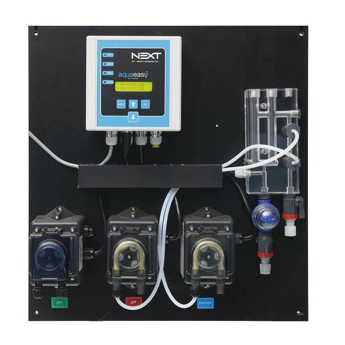 Aquaeasy Next pH/Redox regeling + APF dosering