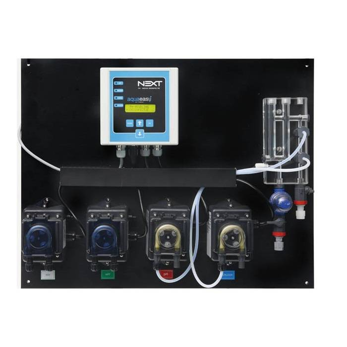 Aquaeasy Next pH/Redox regeling + APF/ACO dosering