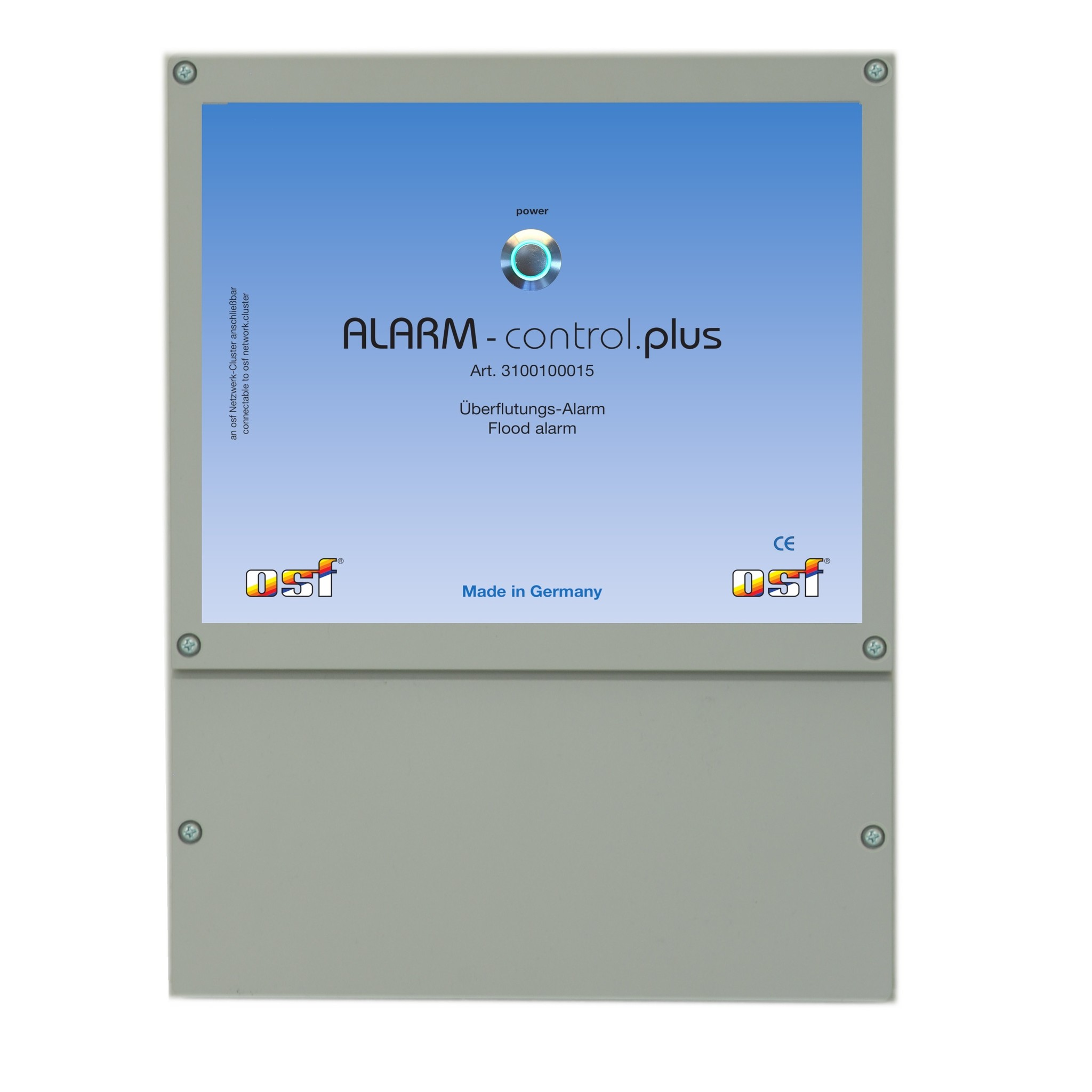 OSF ALARM-control.plus (+LAN)