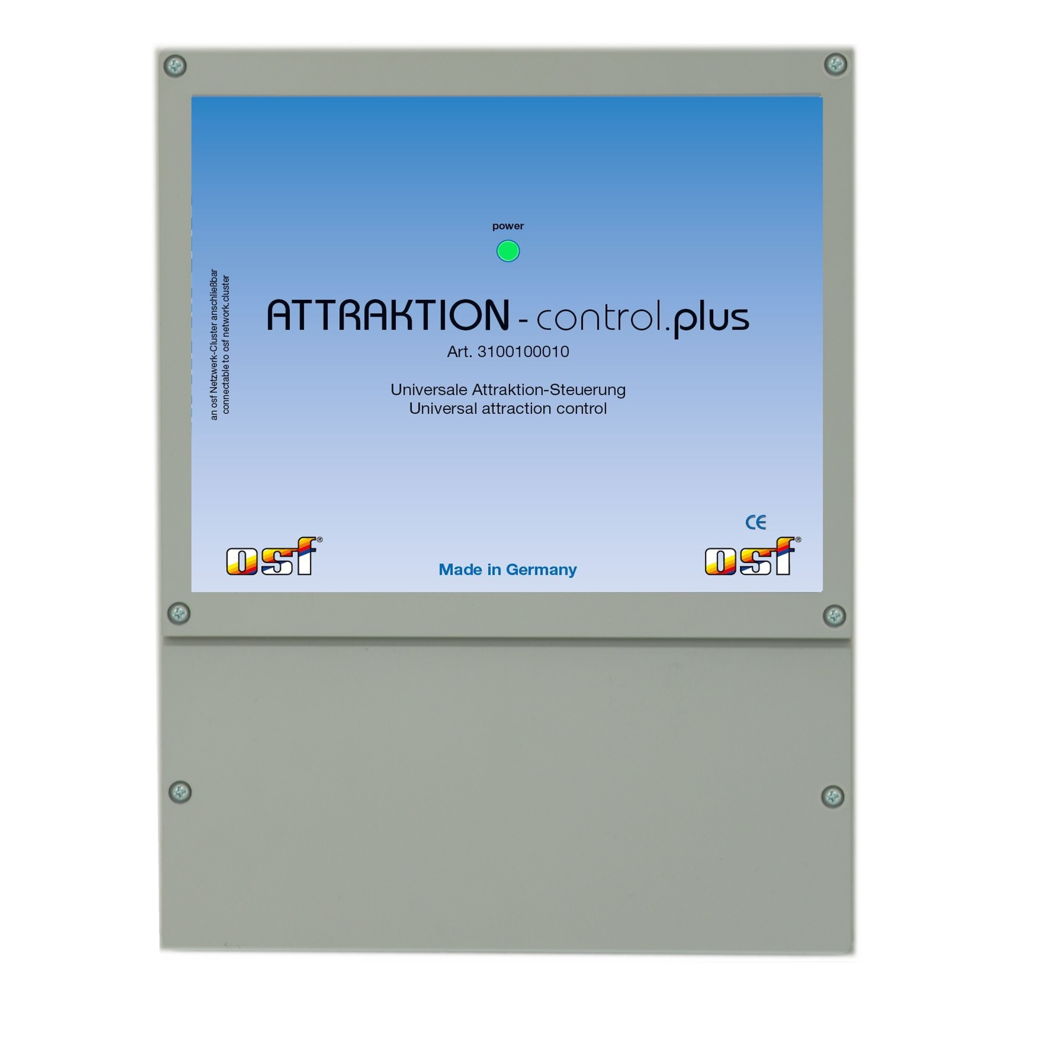 OSF Attraction-control.plus (+LAN)