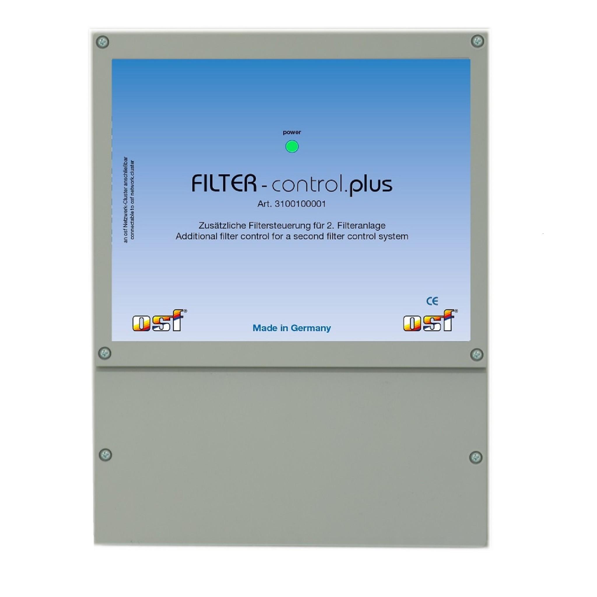 OSF Filter-Control.plus