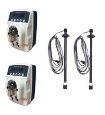 AVUZ A1 ORP/PH dual controller set