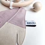Bisou de Lou Dream catcher Blush | White