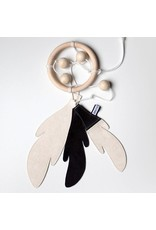 Bisou de Lou Dream catcher Black | White