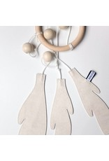 Bisou de Lou Dream catcher | White