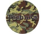 Technics Camouflage slipmatten