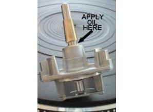 Spindel Olie voor Technics SL1200 or SL1210