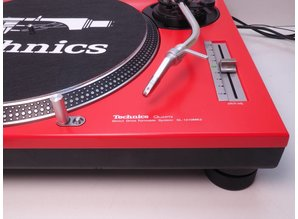 Custom Technics SL 1210 MK2 turntable