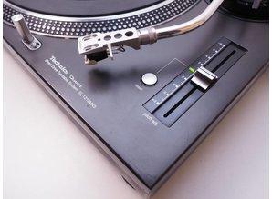 Technics SL 1210 MK5 draaitafel + Stanton 500 element