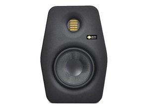 Monkey Banana Black Baboon 6 Active Speaker by Monkey Banana