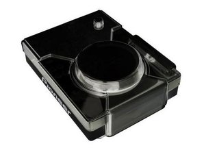 Black Decksaver Dustcover For Pioneer CDJ-400