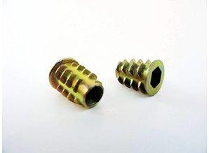 Foot Nut Insert for all Technics SL1200 / SL1210