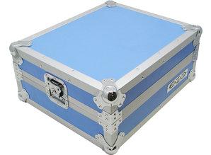 Zomo Platenspeler Flightcase T-1 (blauw)