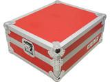 Platenspeler Flightcase T-1 (rood)