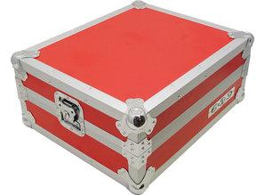 Zomo Platenspeler Flightcase T-1 (rood)