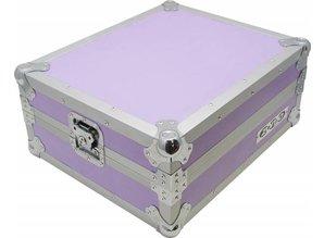 Zomo Platenspeler Flightcase T-1 (paars)