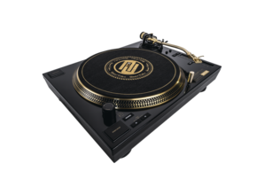 Reloop RP-7000 MK2 GLD limited edition turntable