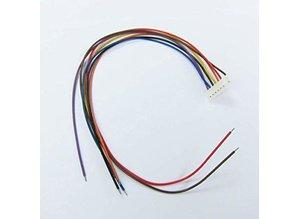 Kabel Set voor Technics SL1200 en  SL1210 platenspelers