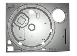 Behuizing voor Technics SL-1200 MK2 platenspeler