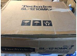 Technics SL 1210 MK2 platenspeler