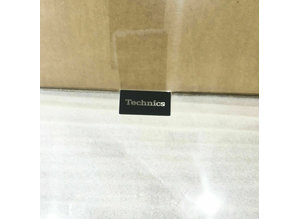 Dustcover (incl. hinges) for the new Technics SL1200 GR turntable
