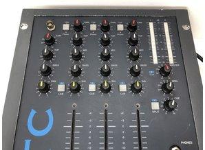 Dateq XTC MK1 mixer + quality flightcase