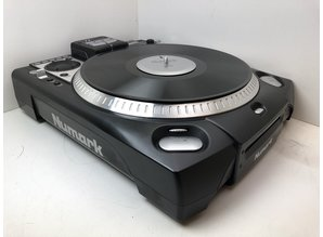 Numark CDX MP3-CD/CD turntable + Flightcase