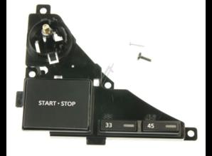 Operation Basis voor Technics  SL-1210 MK7
