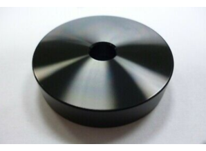 45 RPM Adapter (black) for the new SL-1210 MK7 turntable