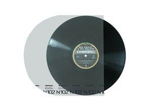 """Nagaoka 'No. 102' antistatische binnenhoezen voor LP / 12"""""""