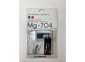 NAGAOKA Mg-704 Magnesium Head Shell (NOS)