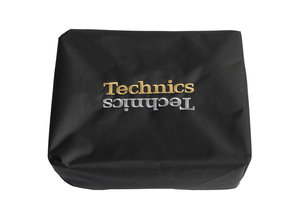 Black/Gold/Silver Deck Cover for Technics SL1200 or similar size turntable