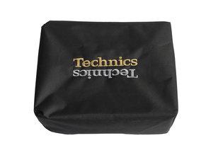 Zwart/Goud/Zilver Deck Cover voor Technics SL1200 of vergelijkbare platenspeler