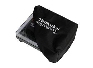 Zwart/Grijs Deck Cover voor Technics SL1200 of vergelijkbare platenspeler