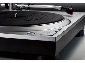 Technics SL1500C hi-fi platenspeler (zilver)