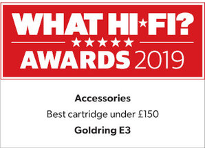 Goldring E3 Hi-fi Cartridge (MM)