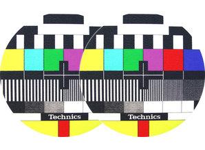 Technics TV slipmats by Slipmat Factory