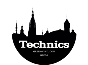 Technics Breda slipmatten (set van 2)