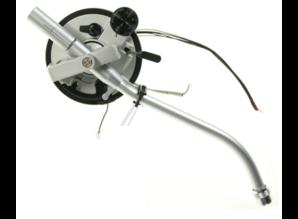 Complete toonarm unit voor zilverkleurige Technics SL-1500C platenspelers