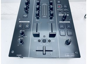 Pioneer DJM-350 Mengpaneel