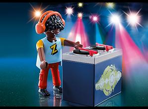 PLAYMOBIL SpecialPLUS DJ Z 5377