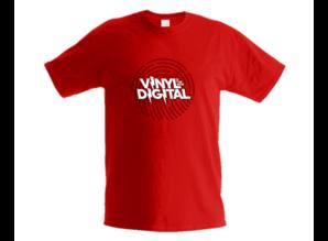 Exclusief logo design: 'Vinyl is the new Digital'