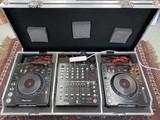 CDJ-1000 MK3 + RMX 40 DJ Set