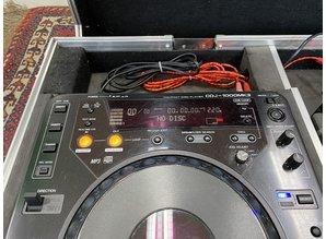 2x Pioneer CDJ-1000 MK3 + Reloop RMX 40 USB + Flightcase