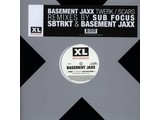 Basement Jaxx - Twerk / Scars (Remixes By Sub Focus, SBTRKT & Basement Jaxx)